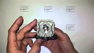 видео лампа для проектора nec