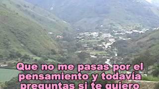Franco de Vita - Tú de Qué Vas (Karaoke)