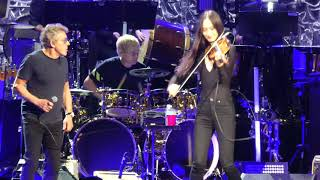 """""""Baba O'Riley (Roger Gets Kiss from Violinist)"""" """" The Who@Jiffy Lube Live Bristow, VA 5/11/19"""