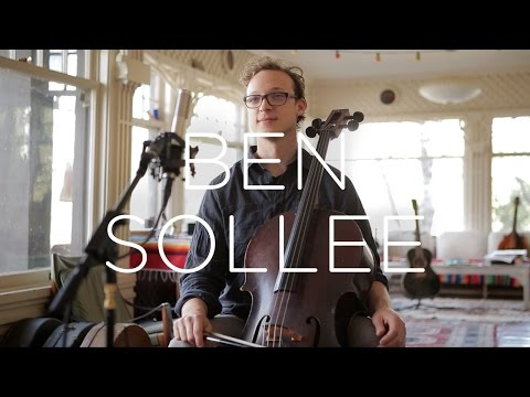 Ben Sollee performs Letting Go