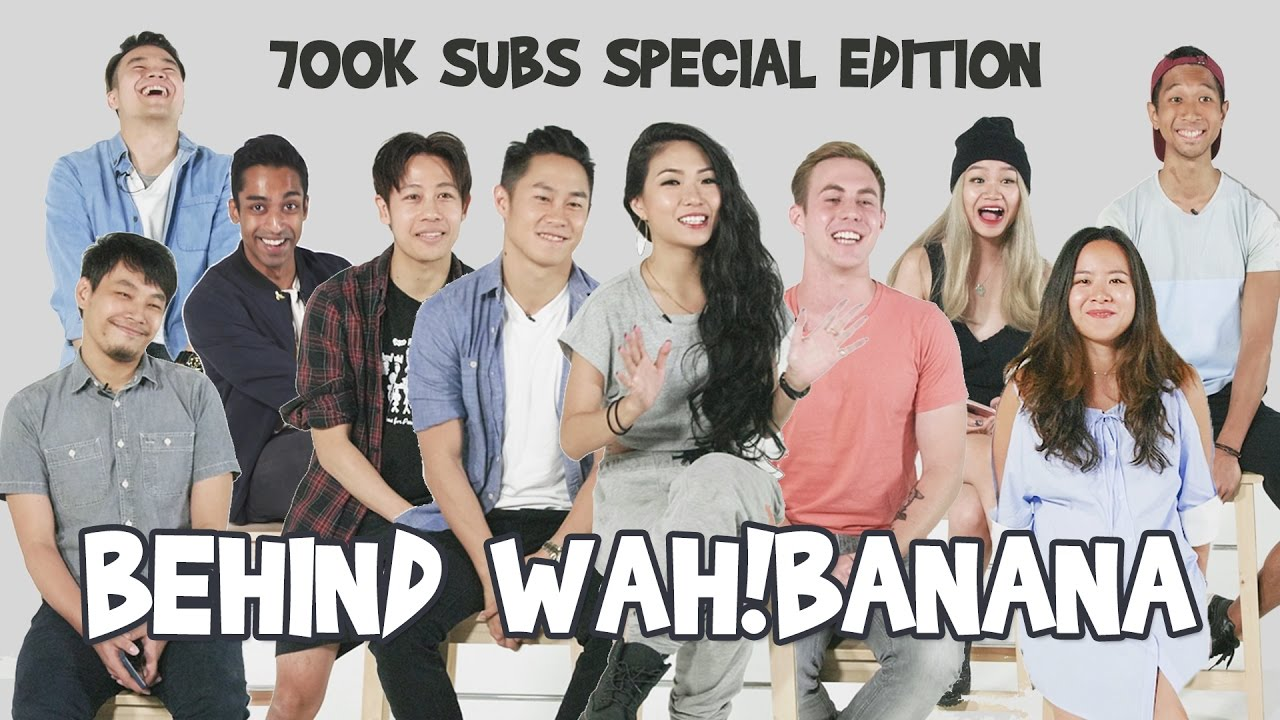 I saw her on the streets. Other YouTubers often seen in videos with the pair include the Wah!Banana team and Dee Kosh.