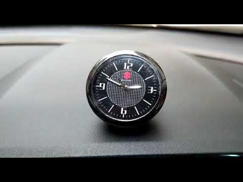 Suzuki Car Dashboard And AC Grill Clock