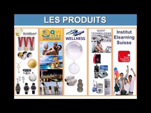 Présentation du projet QNET en Français