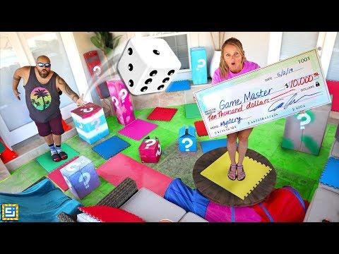 GIANT BOARD GAME!! Winner Gets $10000!