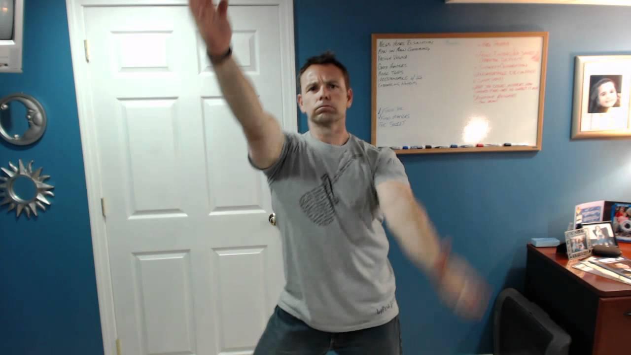 dirty dancing white man overbite youtube