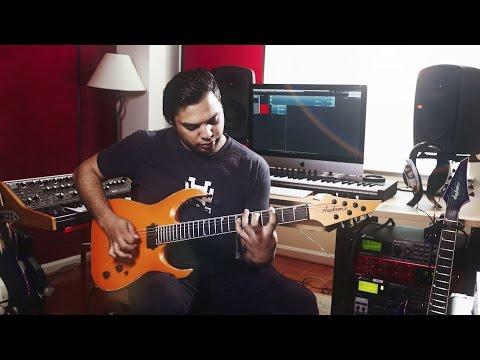 Periphery - Marigold (Guitar Playthrough)