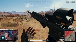 SUMMIT1G FIRST WIN ON THE NEW PUBG MAP!