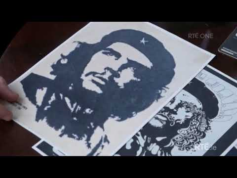 John Creedon talks to Jim Fitzpatrick about THAT Che Guevara poster