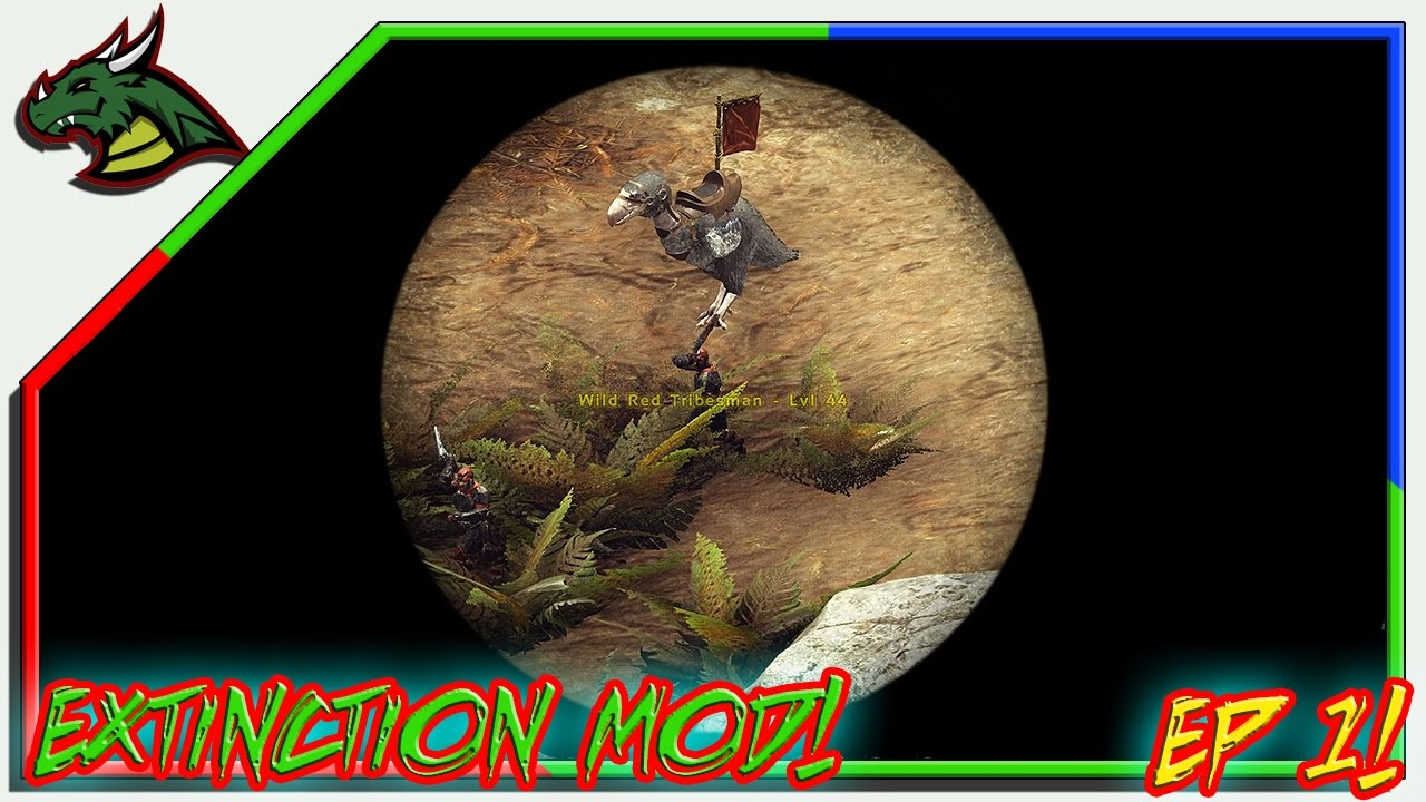 Download EXTINCTION MOD ( ANUNAKI 2.0 ) LETS PLAY!!