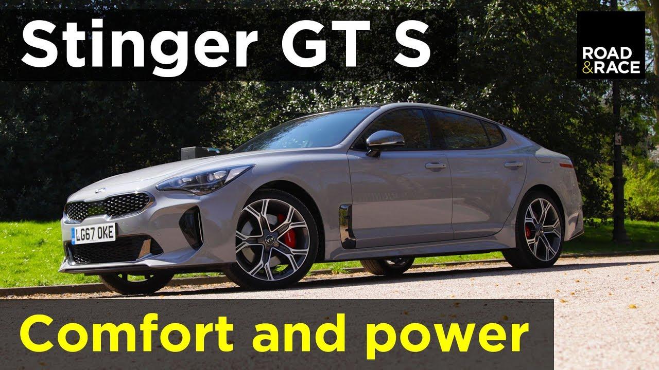 the 365 hp kia stinger gt s 2018 review 3 3 litre v6 road race rh youtube com
