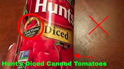 ✅  How To use Hunt's Diced Canned Tomatoes Review