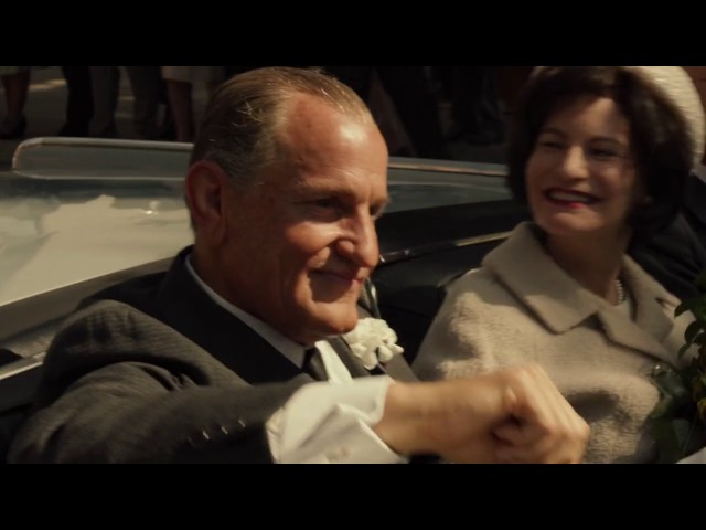 LBJ  Official Trailer (2017) Woody Harrelson, Jennifer Jason Leigh,  Directed by Rob Reiner.