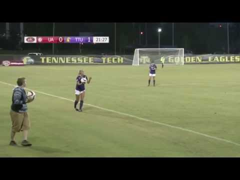 Soccer PBP - TTU vs. Alabama