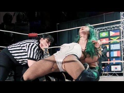 51a4e44928f71a Women's Pro Wrestling Dragon Sleeper Holds - YouTube
