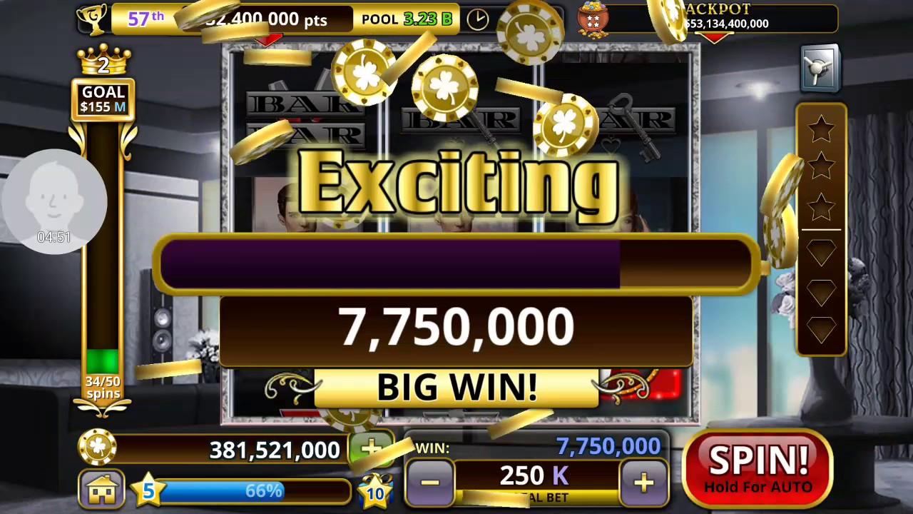 Vip Slot Machines