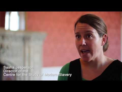 The Centre for the Study of Modern Slavery at St Mary