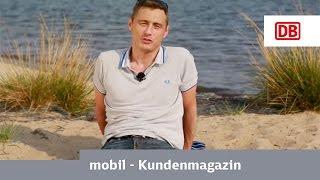 """""""Mein liebstes Stück Deutschland"""" - eine Aktion von DB mobil"""