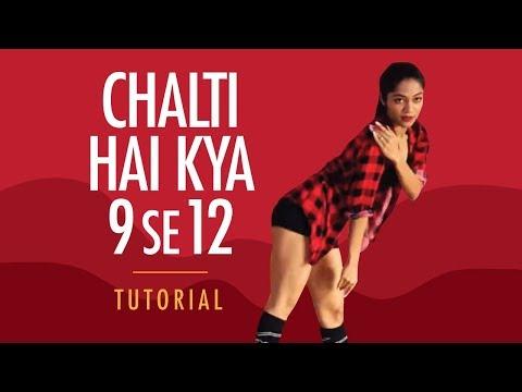 Chalti Hai Kya 9 Se 12 (Tan Tana Tan) | Judwaa-2 | Tutorial Video | LiveToDance with Sonali