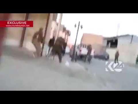 ISIS Storm Kirkuk 90 Miles SE Mosul Offensive - Iraq