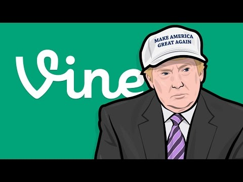 Donald Trump's Vine account from 2013