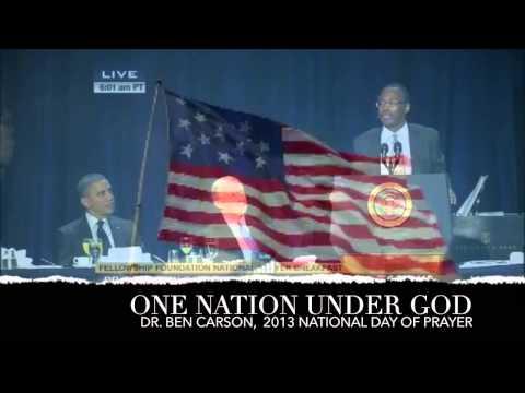 Dr. Ben Carson: One Nation Under God