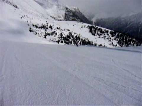 Ski in Dolomiti, Italian Alps