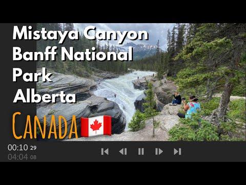 Mistaya Canyon,
