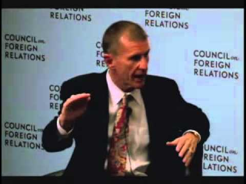 HBO History Makers Series with Stanley A. McChrystal