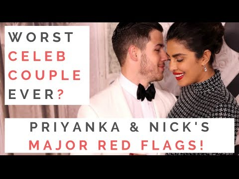 RED FLAGS FROM NICK JONAS & PRIYANKA: How To Stop Being Jealous Of Perfect Couples!