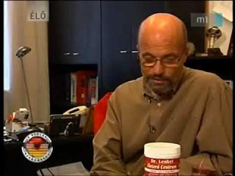 Dr. Lenkei Gábor - Új Egészségkultúra