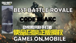 TOP 28 THE GAMES AWARDS BATTLE ROYALE GAMES ON MOBILES I High Graphics 2018