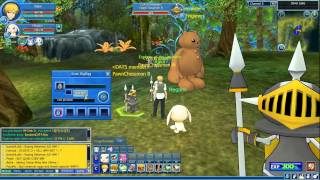 Digimon masters online scanning 13 mystery reinforced mercenary gdmo scanning the mystery reinforced mercenary digi egg obtained from the white day negle Images