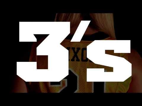 Melissa Dixon Three Point Record Tribute Video