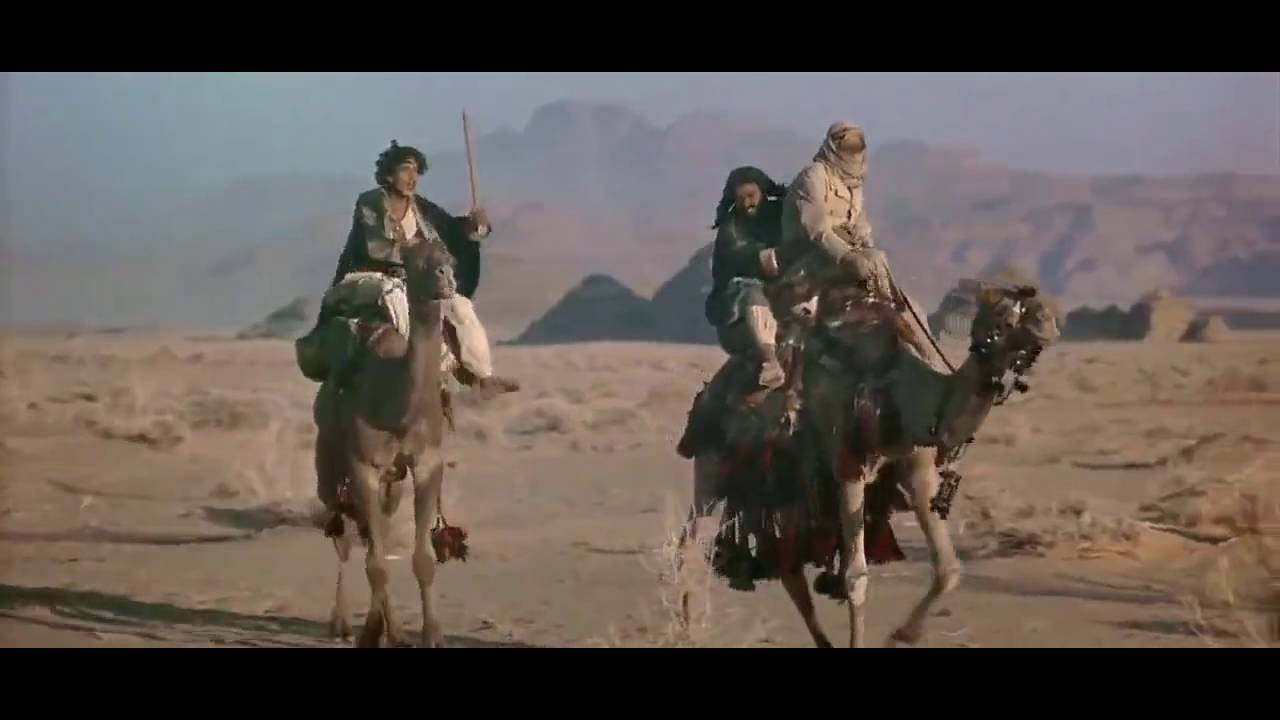 Image result for the rescue of gasim in lawrence of arabia