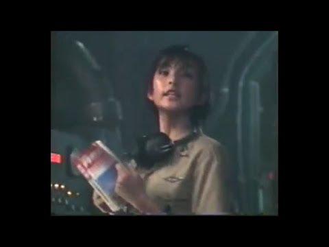 中島哲也監督|田中麗奈(Rena Tanaka)「潜水艦」長野新幹線篇(JR東日本 CM 15秒)映画クリムゾン・タイドのパロディ1998年