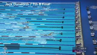 Highlights: Navy swimmers compete at Wave 1 of the U.S. Olympic Swim Trials
