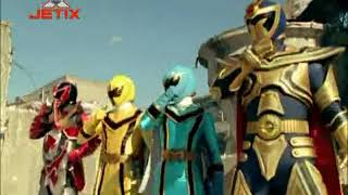 power rangers mystic force final roll call spanish