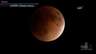 Rare Super Moon, Blue Moon and Lunar Eclipse