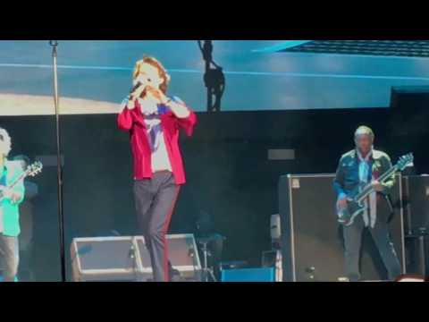 THE ROLLING STONES -  Come Together (Beatles Cover) Live   Desert Trip   Indio Ca   October 7 2016