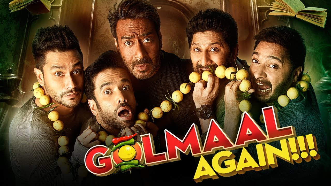 Image result for golmaal again
