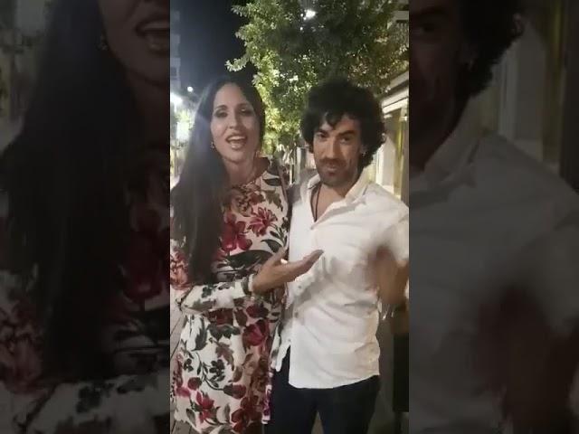 """Ana de Caro te invita a la """"Noche de sevillanas"""" con Nuestros Findes el 19 de Octubre"""