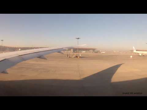 LOT flight LO92 (Beijing - Warsaw) B788