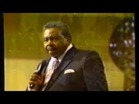 1995 COGIC Presiding Bishop Chandler David Owens Sr. Preaching At So Cal. First Jurisdiction!