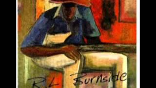 R.L. Burnside - Monkey in the Pool Room