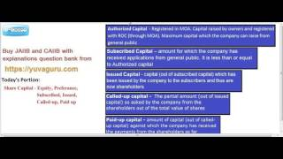 Share Capital by Vishal Mantri 9960560404 Part 2