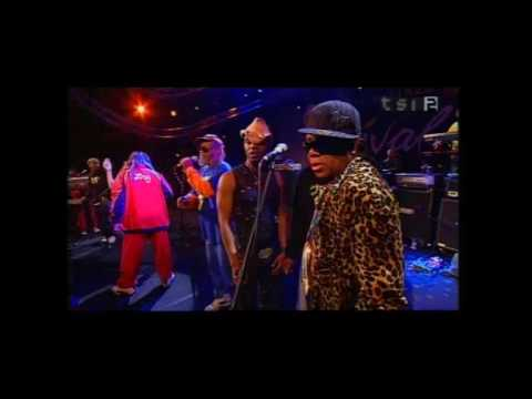 George Clinton - Atomic Dog 2006