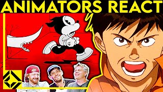 Animators React to Bad & Great Cartoons