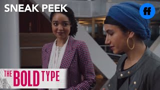 The Bold Type | Season 1, Episode 4 Sneak Peek: Adena Asks Kat For A Favor | Freeform