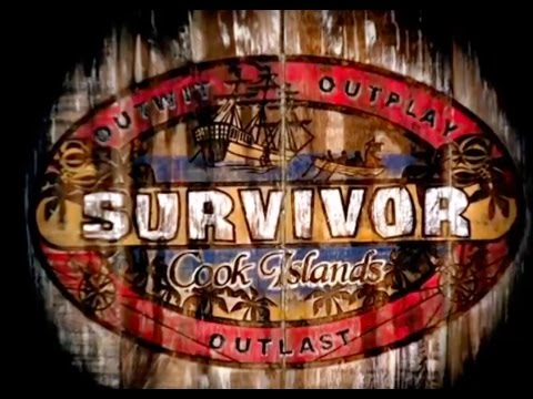 Survivor: Cook Islands - Opening