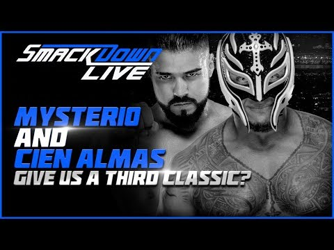 WWE Smackdown Live Jan. 22, 2019 Full Show Review & Results: MYSTERIO VS ANDRADE 2 OUT OF 3 FALLS!